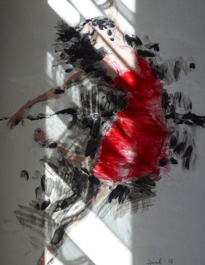 artist print Fling v2