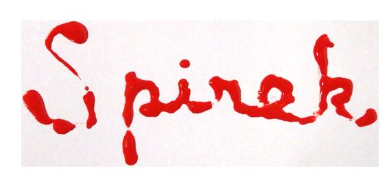 Hank Spirek artist logo