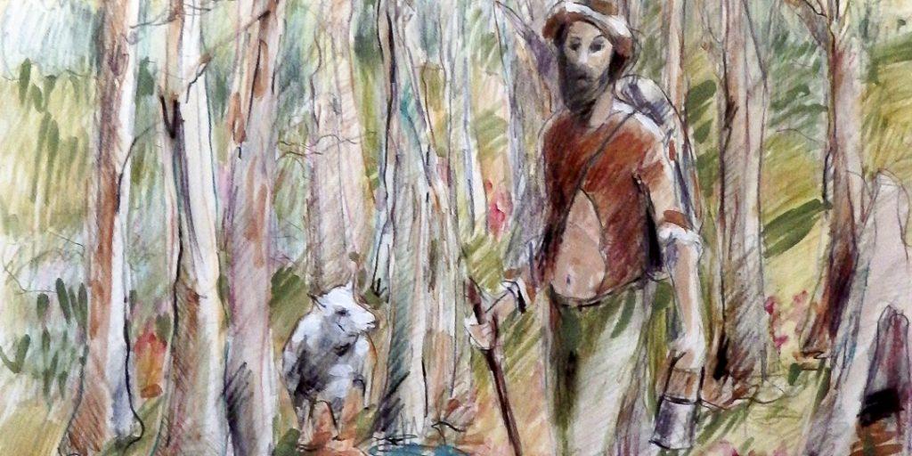 Artist exhibitions art drawing header